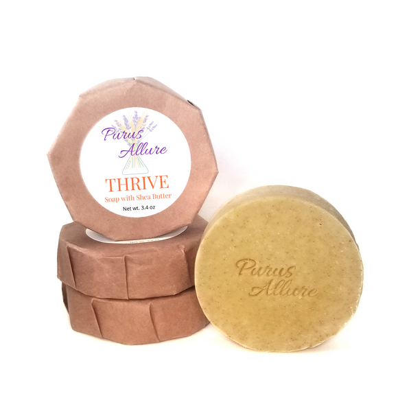 Thrive Soap with Shea Butter
