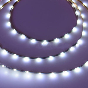 3MM Wide Super Slim 5Meter Roll 12V DC SMD0805 7.2Watt/M 120LED per Meter LED Flexible Strip for Sand Table, Scale Model lighting LED Tape Light