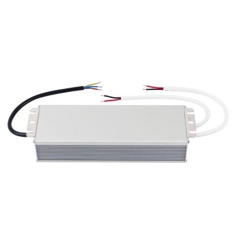 Image of Outdoor Waterproof IP67 Metal Housing LED Transformer Power Supply AC110V / 220V to DC 12V/24V