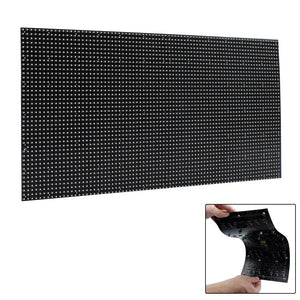 M-F4L (P4) Bare Board LED Module, 4mm Full RGB Pixel Panel Screen in 320 * 160 mm with 3200 dots, 1/16 Scan, 800 Nits LED Tile for Indoor Display