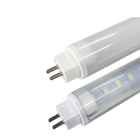 Image of FREE SHIPPING 10pcs PACK 2FT/3FT/4FT  T6 T5 HO (High Output) LED Tube 100LM+ /Watt CRI 80+ 100-277VAC Input, Non-Dimmable,G5 Bi-pin, Ballast By-Pass