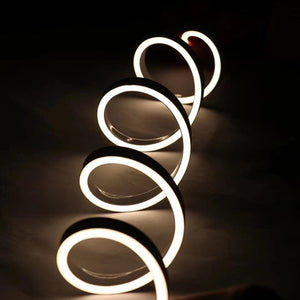 16.4FT DC12V T1616 Silicone LED Neon Flexible  IP67Waterproof Strip Lights for DIY Indoor Outdoor Decorative Signs Letters