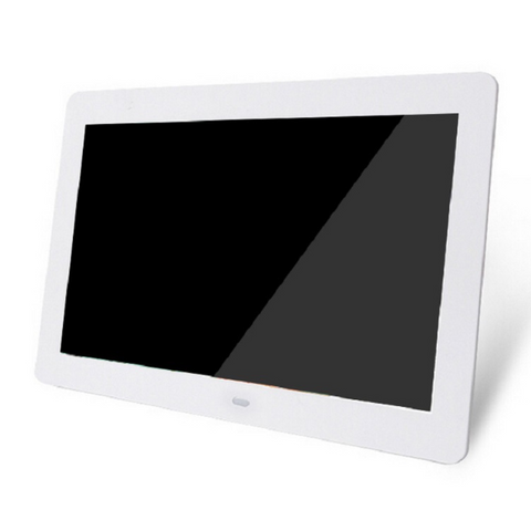 Image of Free Shipping 10 Inch Digital Photo Frame Andriod WiFi LCD Digital Signage Player with 16:9 High-Resolution HD Touch Screen Optional