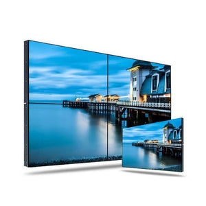 55'' LCD Video Wall,SAMSUNG Panel,500nit Monitor,HD 2K (1920x1080)/ UHD 4K (3840x2160) Resolution TV Display
