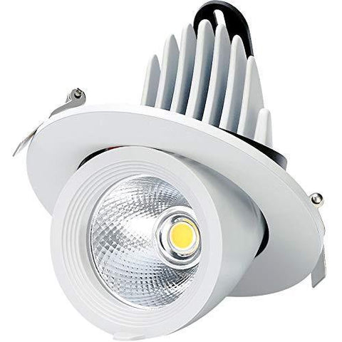 Image of 10W / 18W / 24W Home Design Roof Recessed Mounting Fixture Downlights