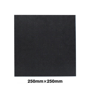 M-ID3.91 P3.91 Rental Sereis LED Module,Full RGB 3.91mm Pixel Pitch LED Display Tile in 250*250mm with 4096 dots, 1/16 Scan, 800 Nitsfor indoor Display