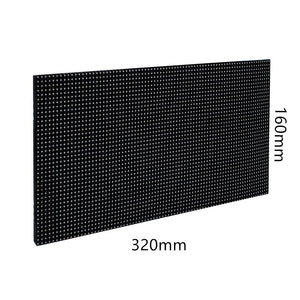 M-SF2L (P2) Silicon Based LED Module, 2mm Full RGB Pixel Panel Screen in 320 * 160 mm with 12800 dots, 1/40 Scan, 800 Nits LED Tile for Indoor Display