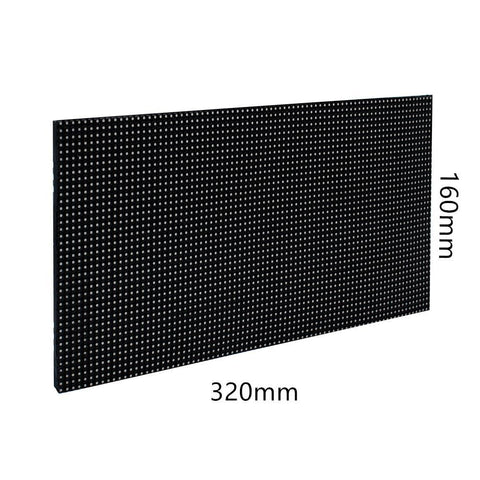 Image of M-F2.5L (P2.5) Bare Board LED Module, 2.5mm Full RGB Pixel Panel Screen in 320 * 160 mm with 8192 dots, 1/32 Scan, 800 Nits LED Tile for Indoor Display