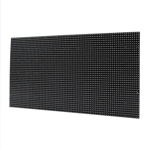 Image of M-F4 (P4) Bare Board LED Module, 4mm Full RGB Pixel Panel Screen in 256 * 128 mm with 2048 dots, 1/16 Scan, 800 Nits LED Tile for Indoor Display