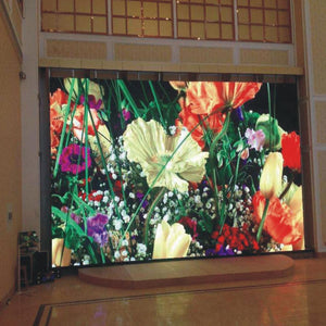 iF-S Series Indoor Fixed LED Display Screen 800nits Brightness in Pixel Pitch 3 | 4 | 5 | 6 mm Standard Aluminum Profile Cabinet