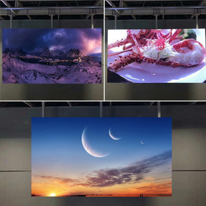 TrueHD-600 Series Indoor Fine Pixel in 0.93/1.25/1.56/1.875 mm LED Display 600x337 mm Aluminum Cabinet Small Pixel Pitch LED Display Screen