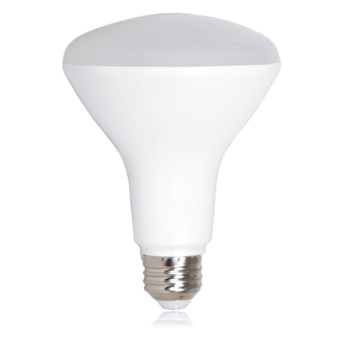 Image of LED BR30 9W 650LM 65W Equivalent CRI 80 Non-dimmable AC 100-130V LED Light Bulb