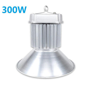 300W High Power COB IP65 Waterproof LED High Bay Light with Aluminum Reflector