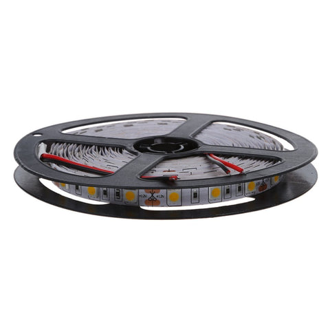 Image of High CR I> 90 DC 12V Dimmable SMD5050-300 Flexible LED Strips 60 LEDs Per Meter 10mm Width 900lm Per Meter