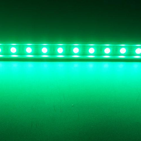 Image of 5 / 10 Pack SMD5050 RGBW 4 in 1 Aluminum Channel Rigid LED Strip lighting 60LEDs per Meter
