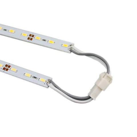 Image of 5 / 10 Pack SMD5630 Rigid LED Strip lighting with 72LEDs per meter