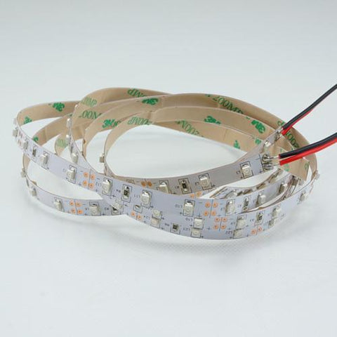 Image of DC12V SMD3528-300-IR InfraRed (850nm/940nm) Single Chip Flexible LED Strips 60LEDs 4.8W Per Meter