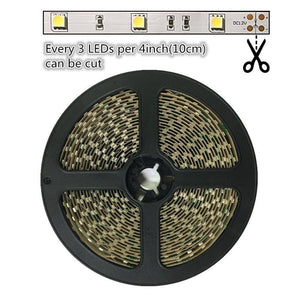 DC12V SMD5050-150-IR InfraRed (850nm/940nm) Tri-Chip Flexible LED Strips 30LEDs 7.2W Per Meter