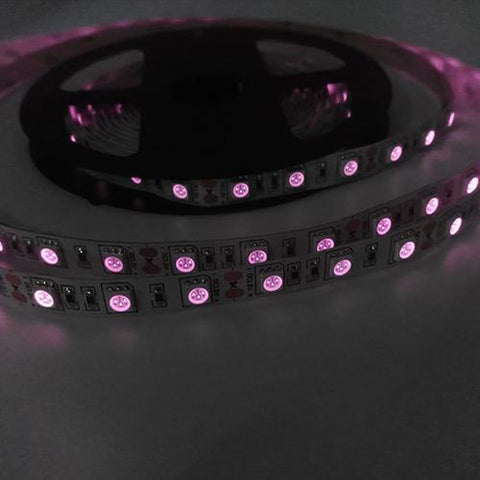 Image of DC12V SMD5050-150-IR InfraRed (850nm/940nm) Tri-Chip Flexible LED Strips 30LEDs 7.2W Per Meter