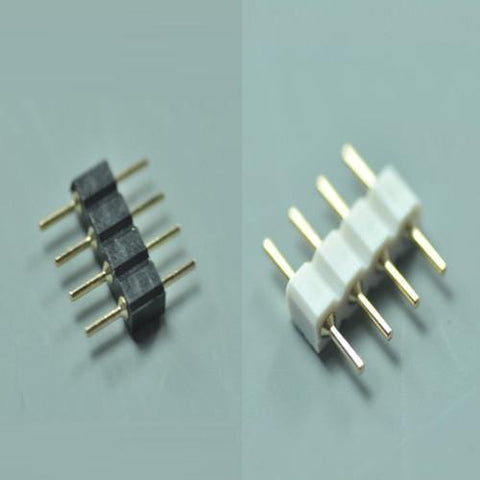 Image of RGB Splitter Cable 1 to 2 3 4 5 6Female Strip Connector for LED 5050 3528 RGB Strip 35CM(13.78Inch)