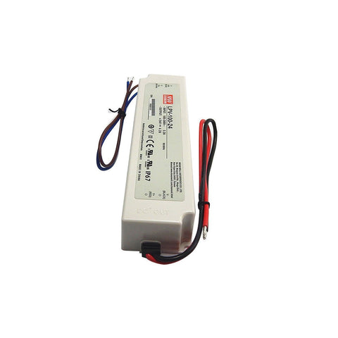 Image of MEANWELL UL Certificated LPV series IP67 Waterproof Power Supply