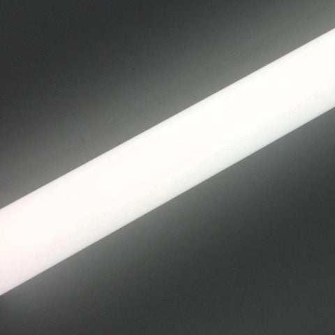 Image of FREE SHIPPING 4/10/20 Pack 4FT(120cm) LED T8 Tube 18W 1800LM 100-277VAC, Ballast By-Pass, UL CUL Authenticated All-Plastic Nano Shell LED Tube