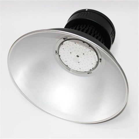 Image of 200W High Power Fin Heat Sink LED IP65 Waterproof LED High Bay Light with Aluminum Reflector