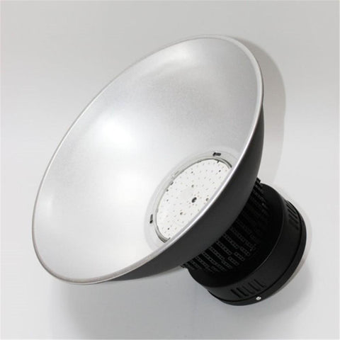 Image of 100W High Power Fin Heat Sink LED IP65 Waterproof LED High Bay Light with Aluminum Reflector