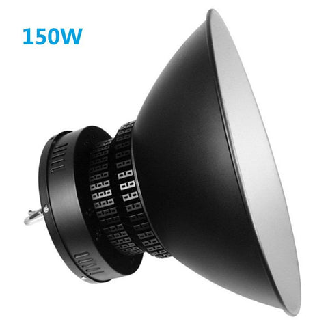 Image of 150W High Power Fin Heat Sink LED IP65 Waterproof LED High Bay Light with Aluminum Reflector