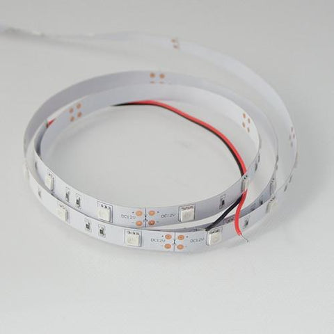 365nm & 380nm SMD5050-150 12V 3A 36W UV (Ultraviolet) LED Strip Light  Flex White PCB Ideal for UV Curing, Currency Validation, Medical Field