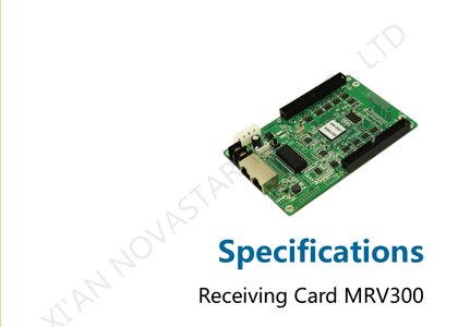 NovaStar MRV300 Series LED Screen Receiving Card