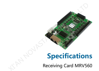 NovaStar MRV560 Series LED Screen Receiving Card
