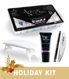 "MASTER KIT ZESTAW DO PAZNOKCI ""MAGIC NAIL GEL"" - HOLIDAY SPECIAL"