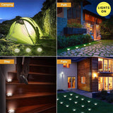 LIGHTSON®: LED LAMPA SOLARNA