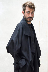 Cappotto Andrea Black