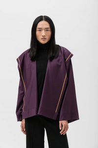 Cappotto Chiara Purple