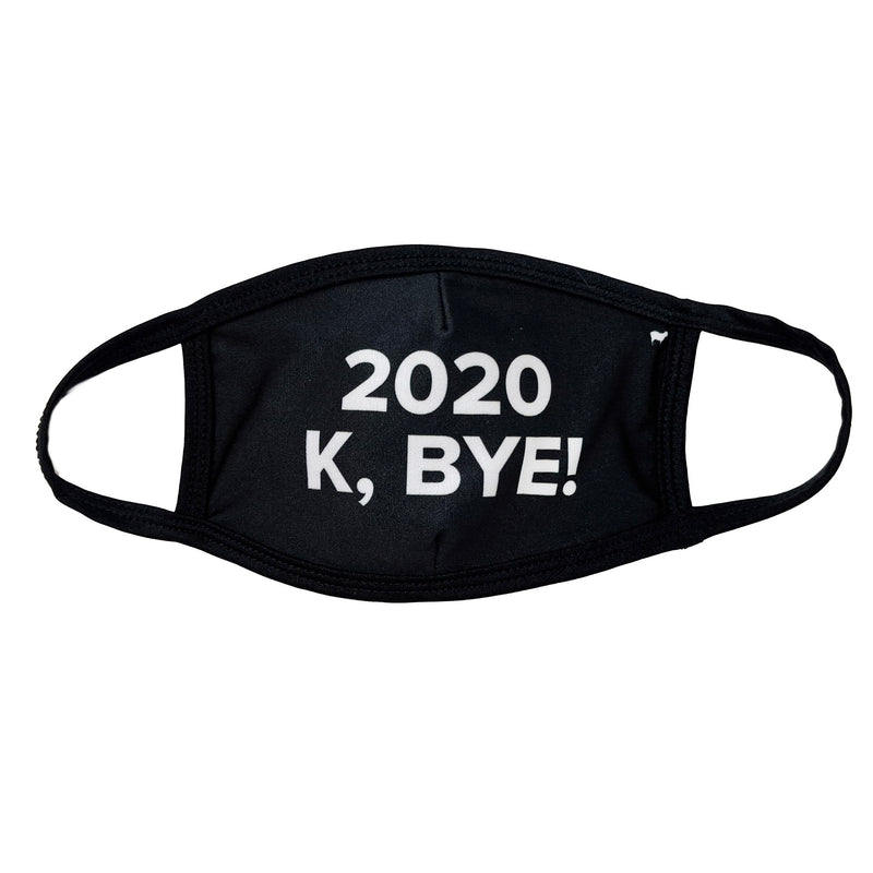 2020 K, Bye! Face Mask