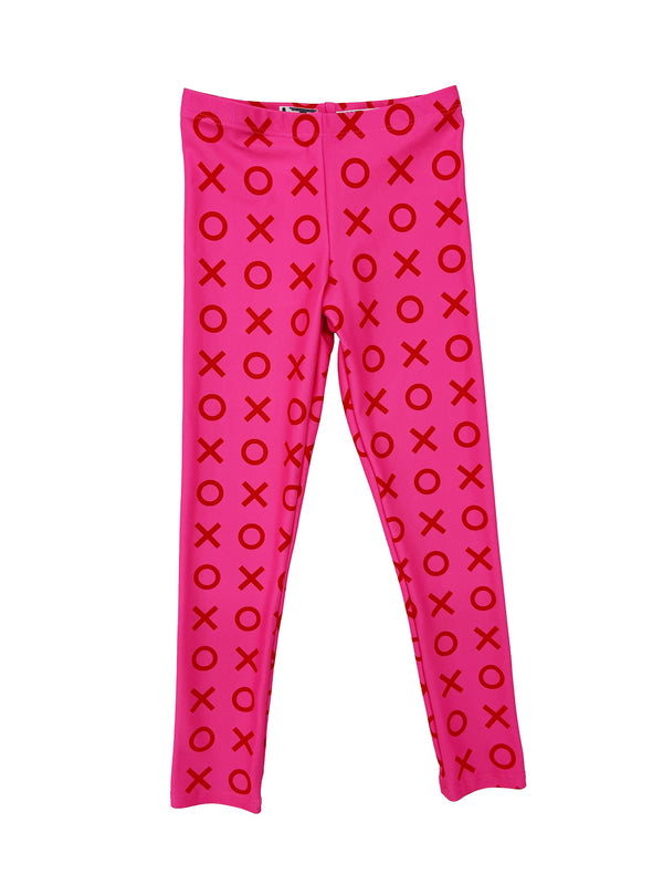 Pink XOXO Kids Legging