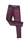 Written in the Stars Maroon Infant Legging