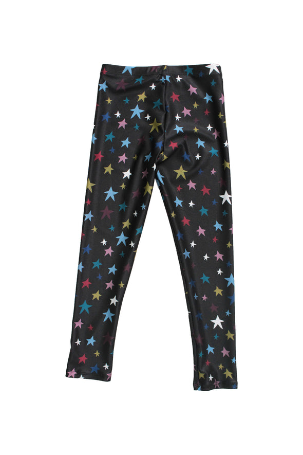 Rainbow Stardust Kids Legging