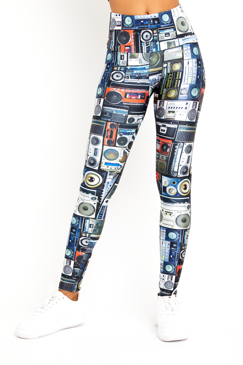 Boom Box Legging