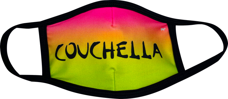 Couchella Face Mask
