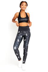 Graffiti Dollar Legging