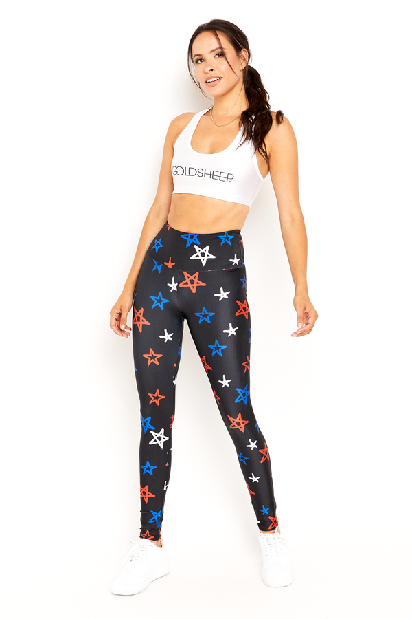 Graffiti Stars Legging