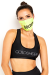 GS Face Mask - Stay Golden