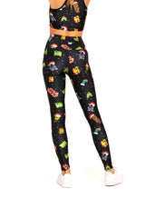 Star Wars Holiday Patches Legging