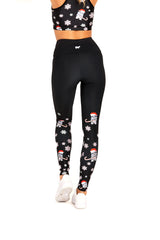Candy Cane Storm Trooper Legging