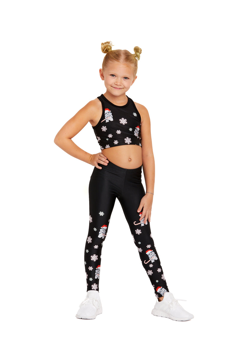 Candy Storm Troopers Kids Legging