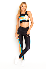 Neon Disco Starlight Legging
