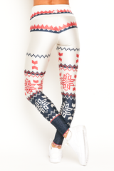 Fireside Flannel Legging